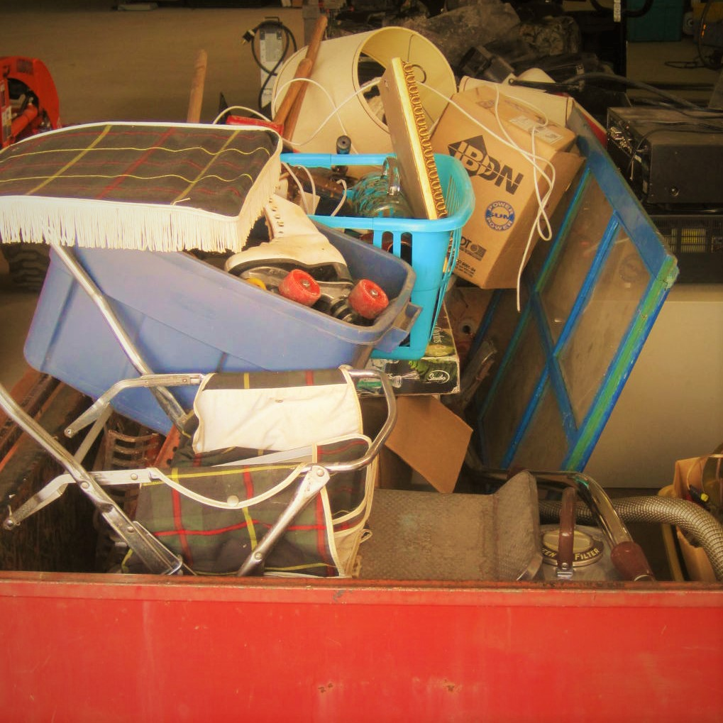 Once the Spring Cleaning is done, contact Load of Rubbish to haul away your old junk