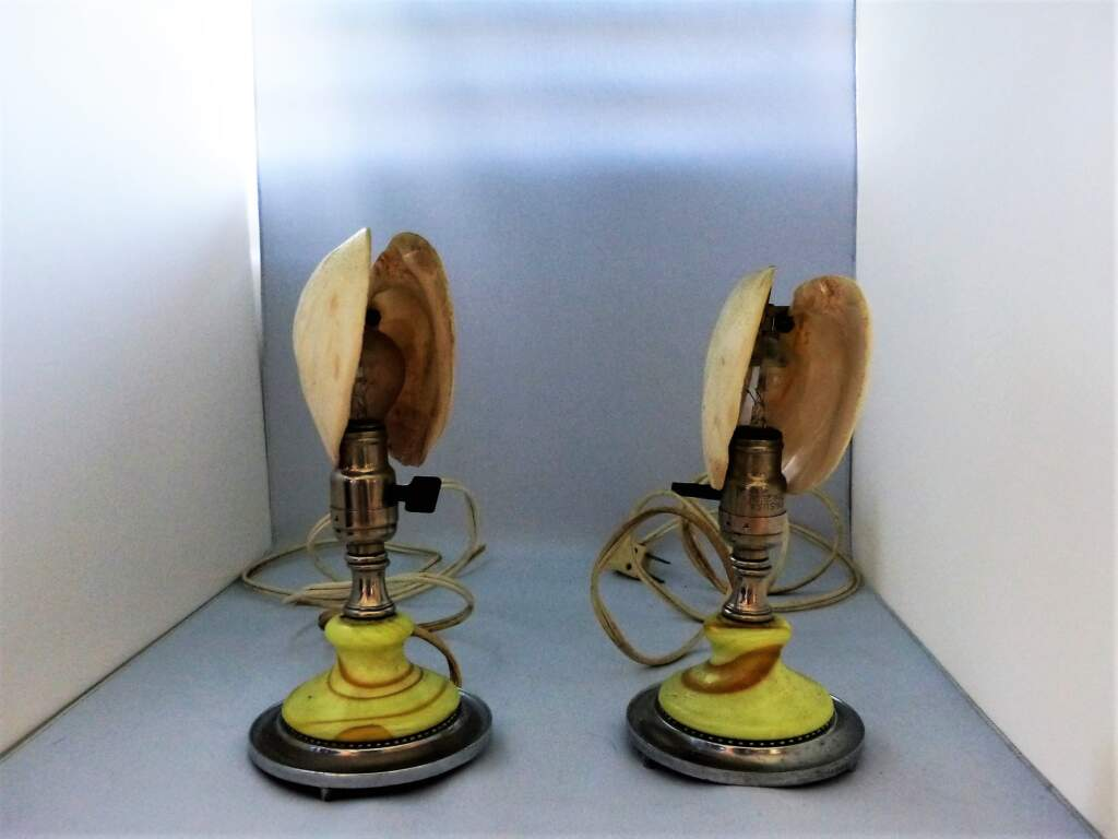 Interesting handmade lights